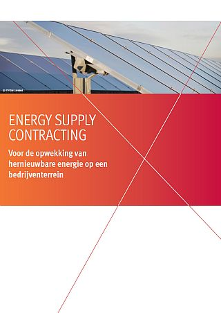 afbeelding cover publicatie ENERGY SUPPLY CONTRACTING