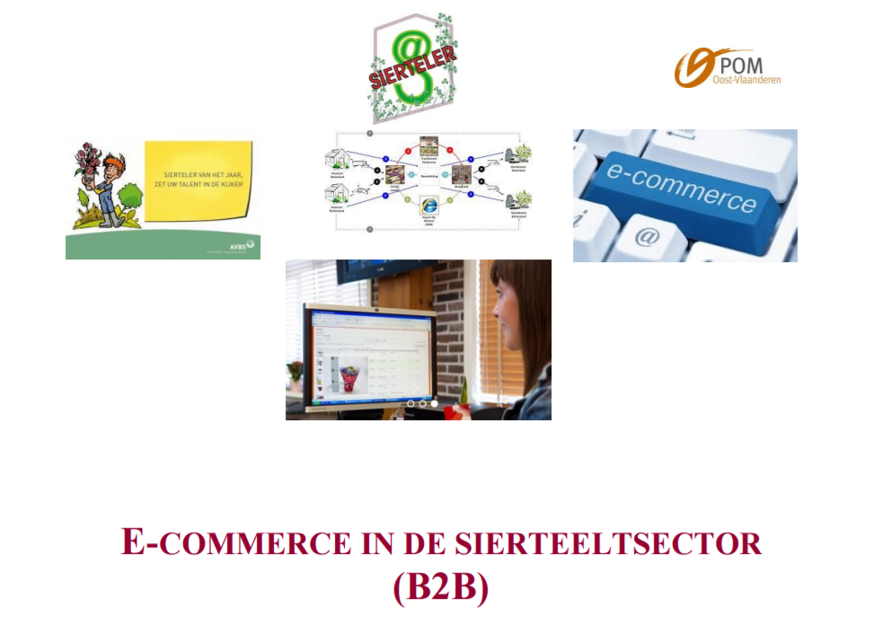 cover e-commerce in de sierteeltsector