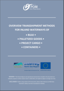 Cover Overview Transhipment methods report